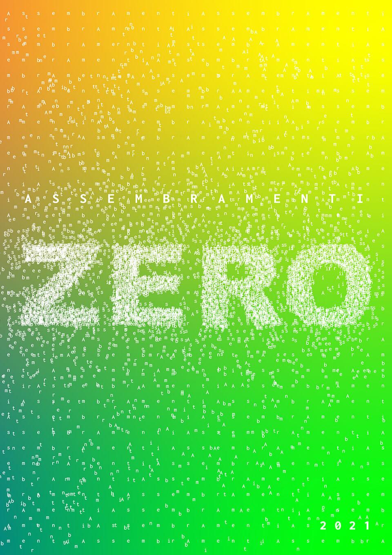 ZERO - Copertina 1su2